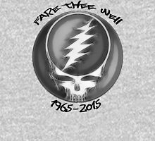 """Grateful Dead """"Fare Thee Well"""" Steal Your Face GD50 Stealie Unisex T-Shirt"""