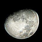 Moon by Cristóbal Alvarado Minic