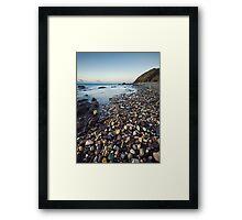 Hallett Cove Framed Print