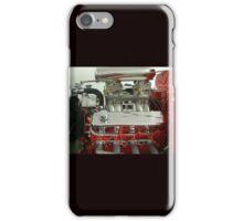 Streetrod Motor iPhone Case/Skin