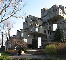 Habitat 67 by AJ Belongia