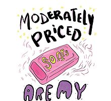 Mean Girls - Moderately Priced Soaps Are My Calling by aileenswansen