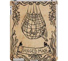 Mermaid Tarot: The Hanged Man iPad Case/Skin