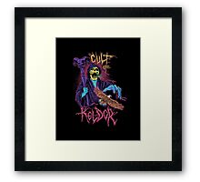 Cult Of Keldor Framed Print