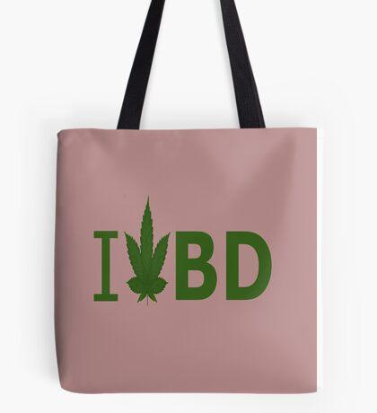 I Love BD Tote Bag