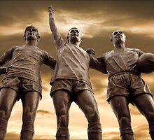 The United Trinity by TheNug