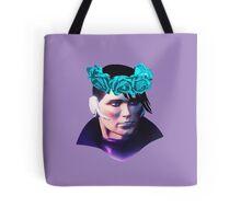Matt Miller Flower Crown Tote Bag