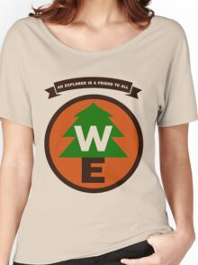 Wilderness Explorer Women's Relaxed Fit T-Shirt