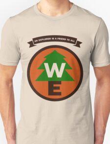 Wilderness Explorer Unisex T-Shirt