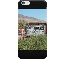 Got Rocks? iPhone Case/Skin