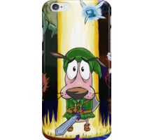 The Legend of Muriel: What do I do?! iPhone Case/Skin
