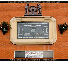 Munich Air Disaster by TheNug