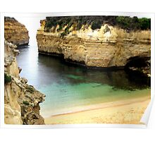 Great Ocean Road Victoria - Somewhere along... Poster