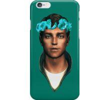 Butch DeFlowerCrownia iPhone Case/Skin