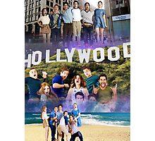 Teen Wolf Cast Photographic Print