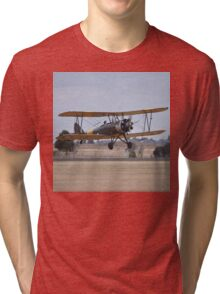 Avro Cadet, Point Cook Airshow, Australia 2014 Tri-blend T-Shirt