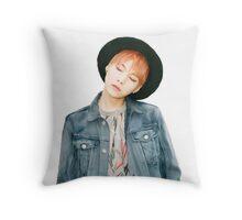 Suga | Transparent Background Throw Pillow