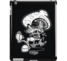 Zippy Shroom Head Character iPad Case/Skin
