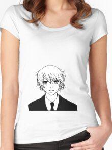 Motoharu Yano Women's Fitted Scoop T-Shirt