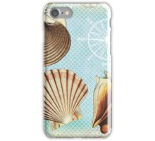 Vintage Seashells iPhone Case/Skin