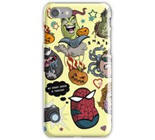 Spidey and Friends iPhone Case/Skin