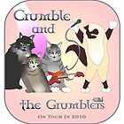 Crumble and the Grumblers by Patricia Howitt
