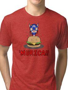 'MURICA!! Tri-blend T-Shirt