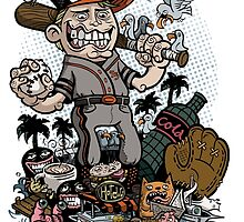 SF Giants by GrimaceGraphics