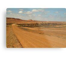 Oodnadatta Track,Outback South Australia Metal Print