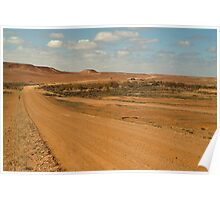Oodnadatta Track,Outback South Australia Poster