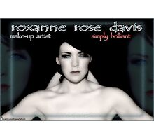 roxanne by:glenn goulding copyright Photographic Print