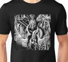 Alien Flesh #1 Unisex T-Shirt