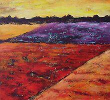 Fields by Beata Belanszky Demko