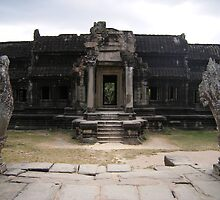 The Entrance, Siem Reap, Cambodia by b00fa