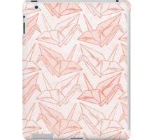 Paper Cranes iPad Case/Skin