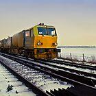 Ghost Train by Geoff Carpenter