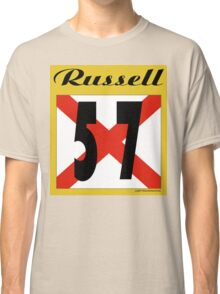 ALABAMA:  57 RUSSELL COUNTY Classic T-Shirt