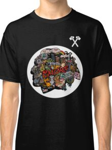 Chicago Logo 3 Classic T-Shirt