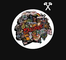 Chicago Logo 3 Hoodie