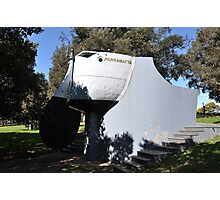 HMAS Parramatta Monument, Australia 2012 Photographic Print