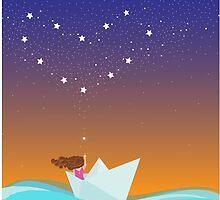 Love Constellation by geminiska