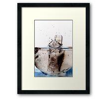 Waterproof Mobile Framed Print