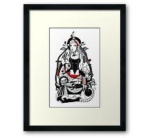 ~Faith Healer Framed Print