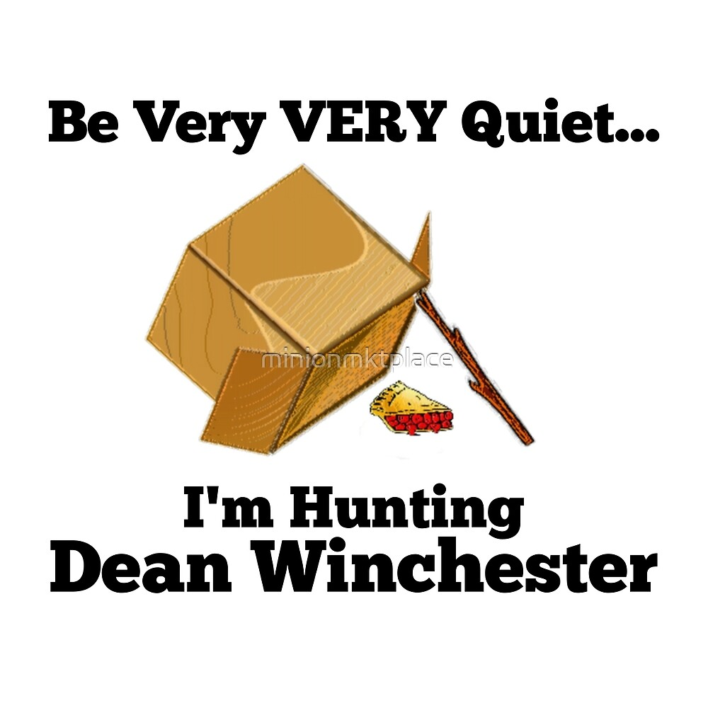 Dean Trap by @nekothesunshine on Twitter by minionmktplace