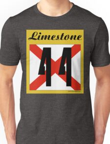 ALABAMA:  44 LIMESTONE COUNTY Unisex T-Shirt