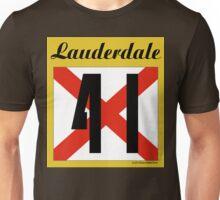 ALABAMA:  41 LAUDERDALE COUNTY Unisex T-Shirt