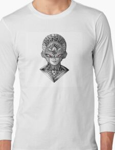 Ornate Frieza Long Sleeve T-Shirt