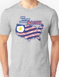 One Nation Under BACON T-Shirt