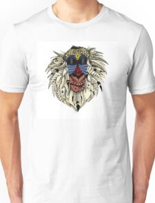 Ornate Color Rafiki Unisex T-Shirt