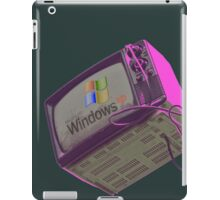 RETRO-CRT - MICROSOFT Windows XP iPad Case/Skin
